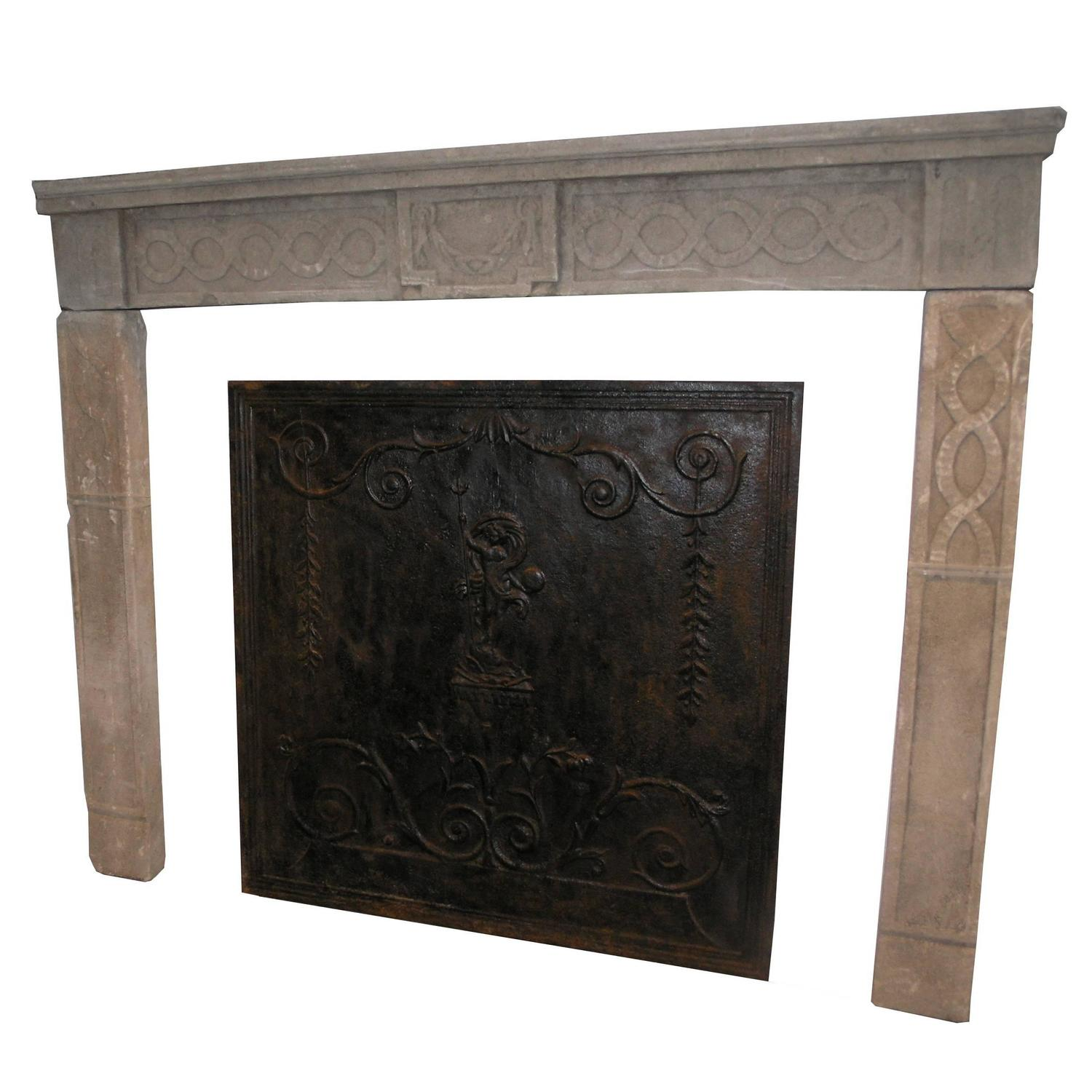 Antique Fireplace Mantel For Sale At 1stdibs