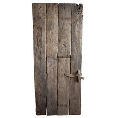 Ancient Oak French Farmhouse Door