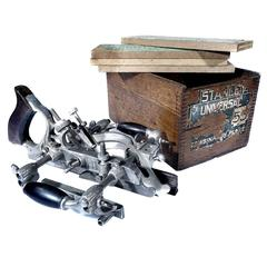 Stanley No. 55 Combination Plane in Original Box