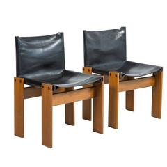 Pair of Chairs by Tobia Scarpa