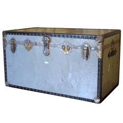 Zinc-Panelled Trunk