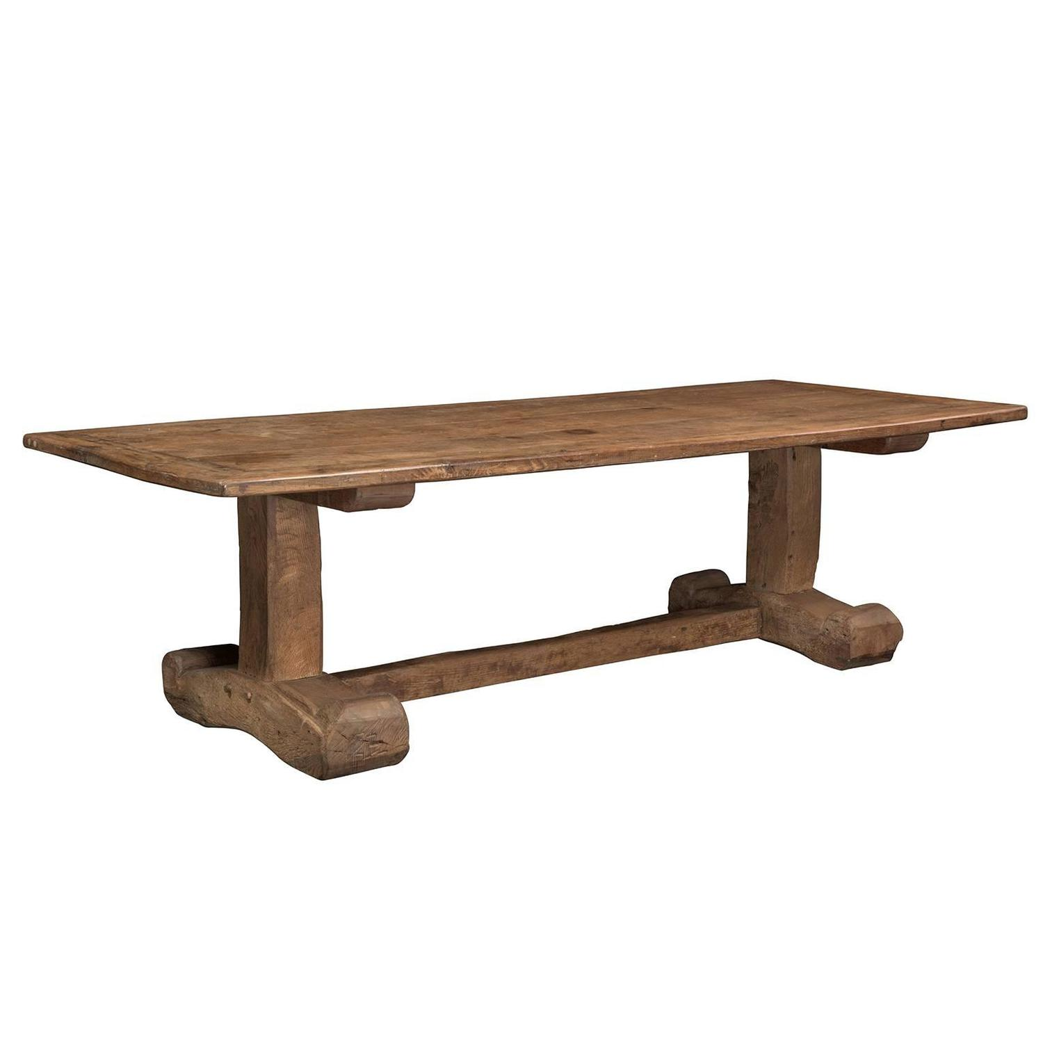 Rustic dining table at 1stdibs for Asciidoctor org table