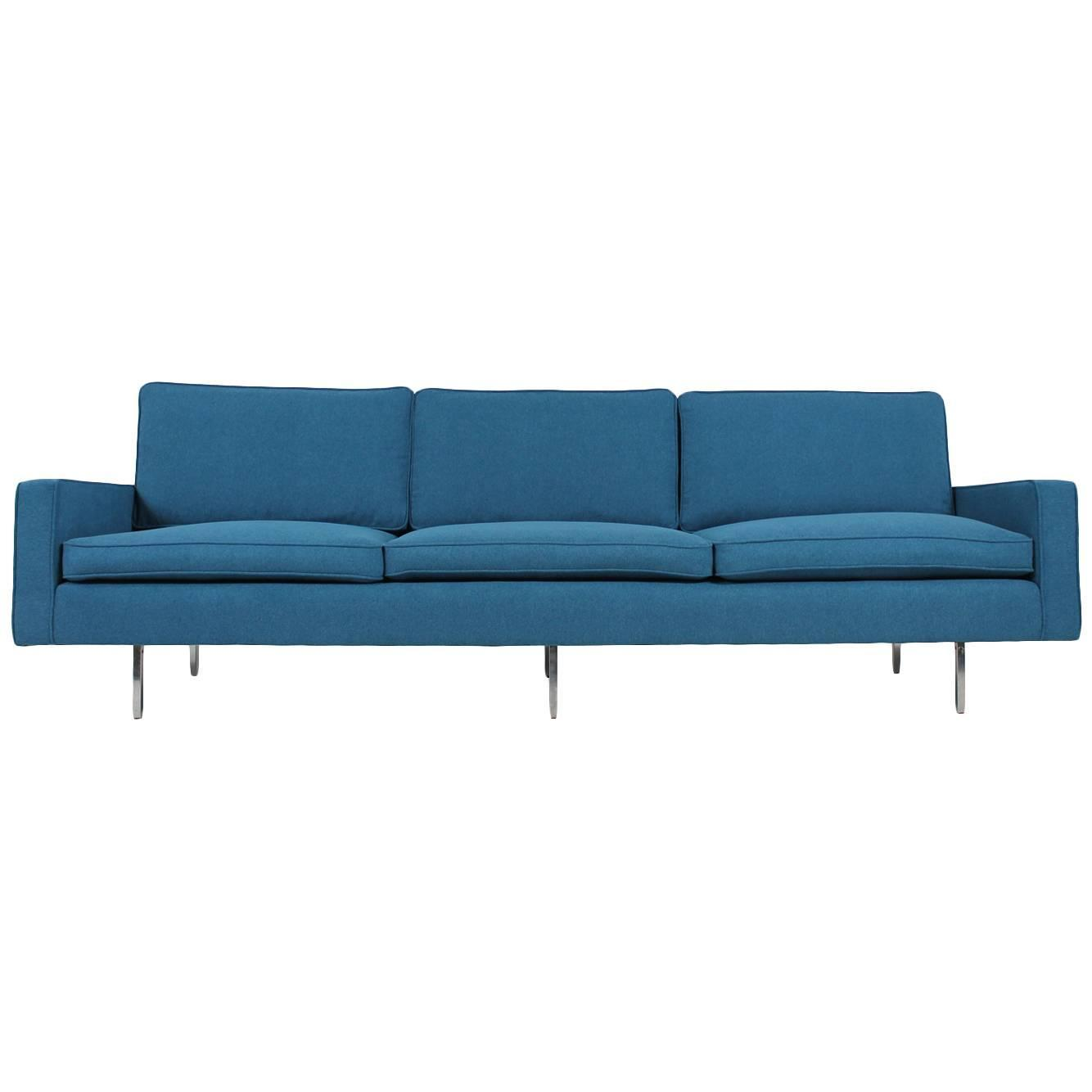 Beautiful Mid Century Florence Knoll Sofa Mod 25 Bc Knoll International 1949 For Sale At 1stdibs