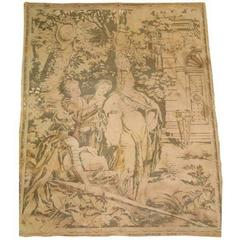 Vintage Italian Tapestry, 1910