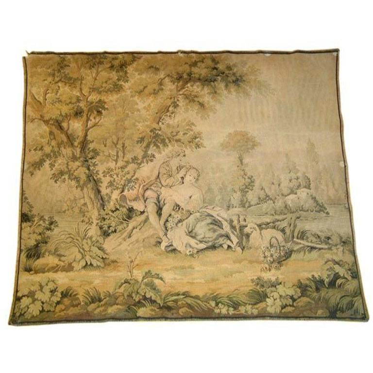 Italian Tapestry For Sale