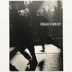 Sergio Larraín, IVAM Centre Julio Gonzales, 1999 Book