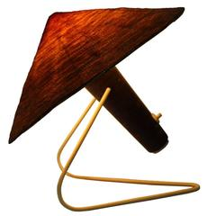 """Table/Wall Lamp """"Chinese,"""" Designed by Helena Frantova, 1953"""