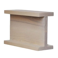 I-Beam Long Side Table