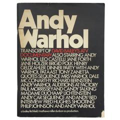 Andy WarholTranscript of David Bailey's ATV Documentary