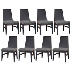 J A Casillas Lacquered Dining Chairs