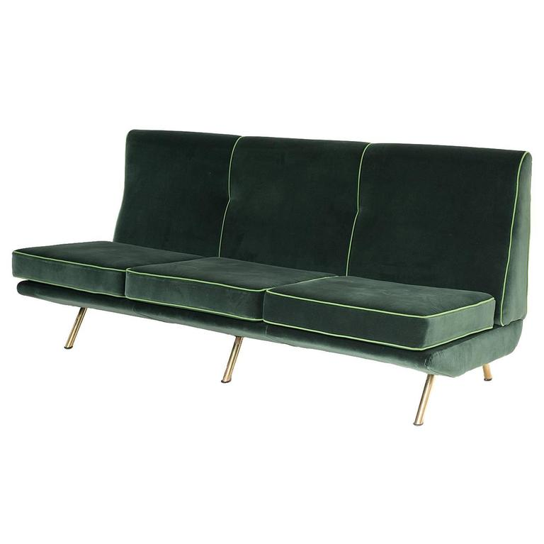 "Marco Zanuso Sofa Model ""X Triennale"" Manufactured by Arflex"