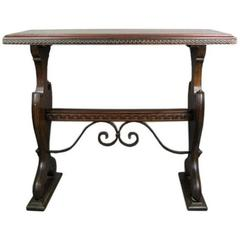 Early 20th Century Tuscan Table