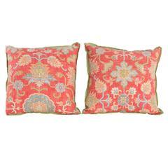 China Sea Pillows