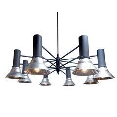 Eight Shade Permaflector Operating Room Lamp