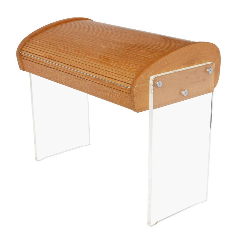 Vladimir Kagan Roll Top Writing Desk