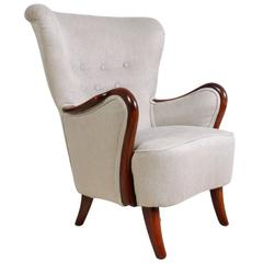 Danish Armchair, circa 1940