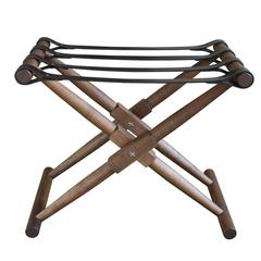 Matthiessen Folding Luggage Rack