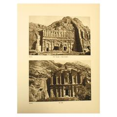 """""""Petra, Its History & Monuments,"""" First Edition Book"""