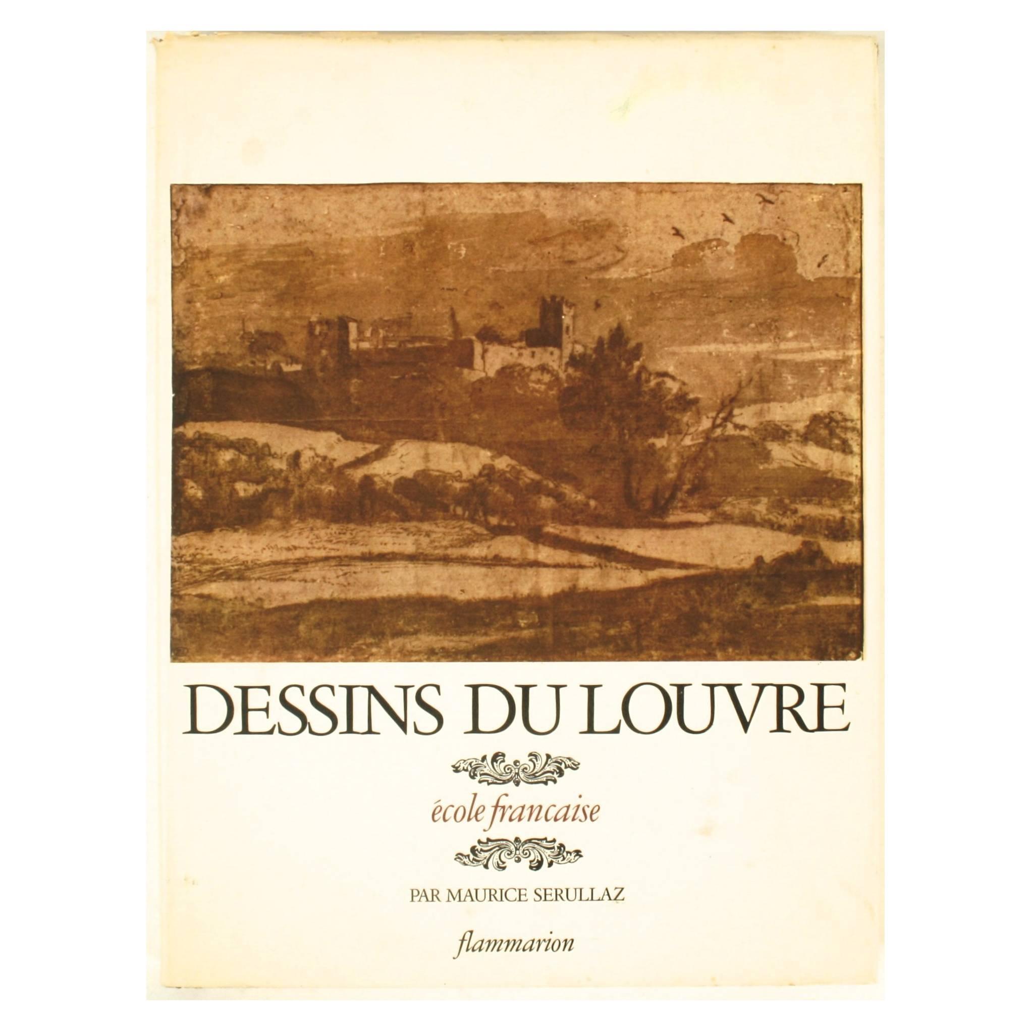 """""""Dessins Du Louvre"""" Book First Edition"""