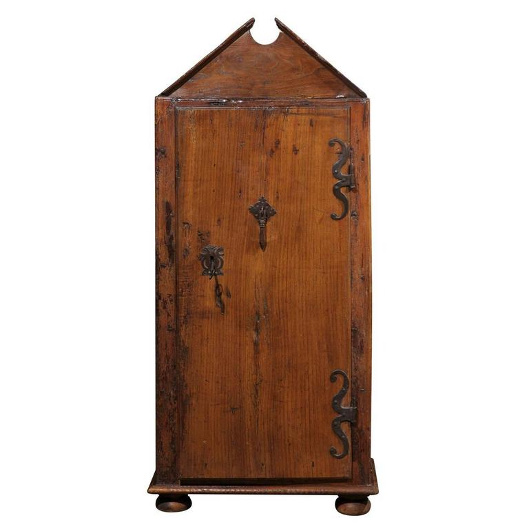 French Cabinet From Aix En Provence Circa 1500s Original