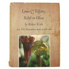 Louis C Tiffany Rebel in Glass by Robert Koch
