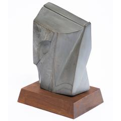 Art Deco Style Marble Sculpture