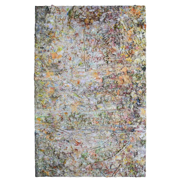 Larry Poons, Retrieval, 1989 For Sale