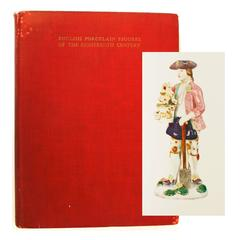 18th Century English Porcelain Figures by William King, 1st Ed