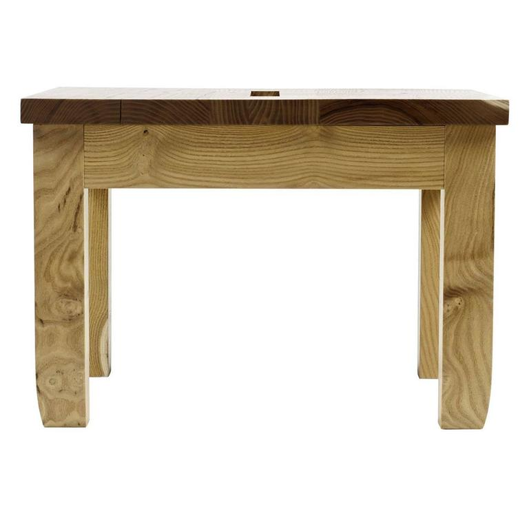 Superieur Contemporary Hardwood Mulberry Low Prayer Stool Made In Brooklyn In Stock