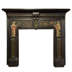 Antique & Vintage Fireplaces and Mantels For Sale in Chicago Near Me