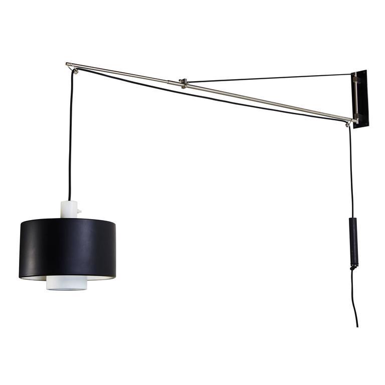 Model 2061 Wall Light by Gaetano Sciolari for Stilnovo For Sale