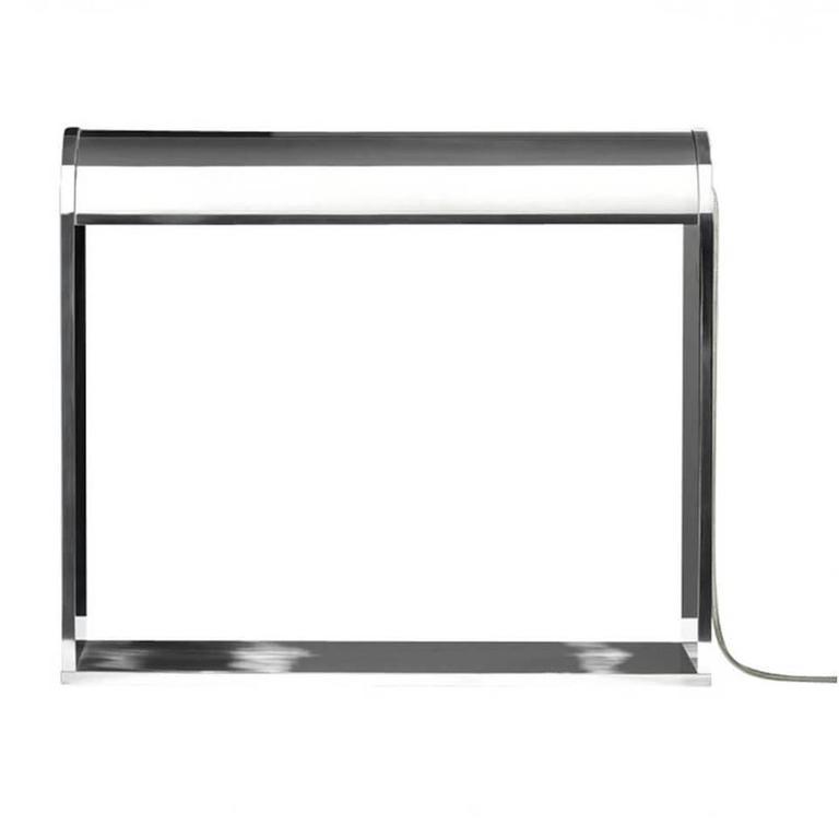 Moony Table Lamp Chrome