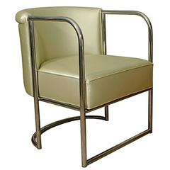 Louis Sognot Armchair