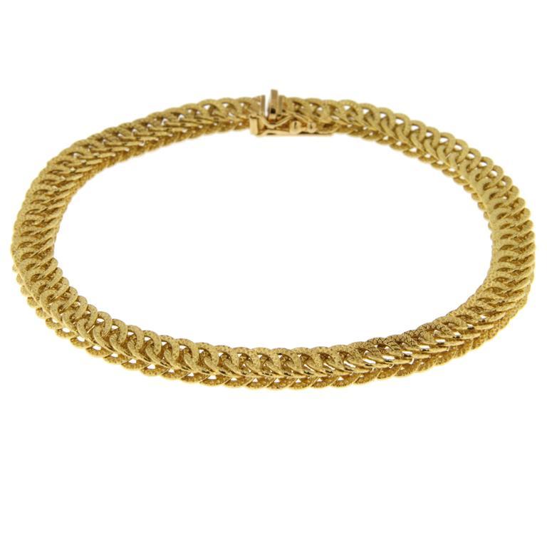 Jona 18K Yellow Gold Link Bracelet