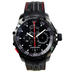 Chopard Stainless Steel Superfast Chrono Split Second Limited Edition Wristwatch