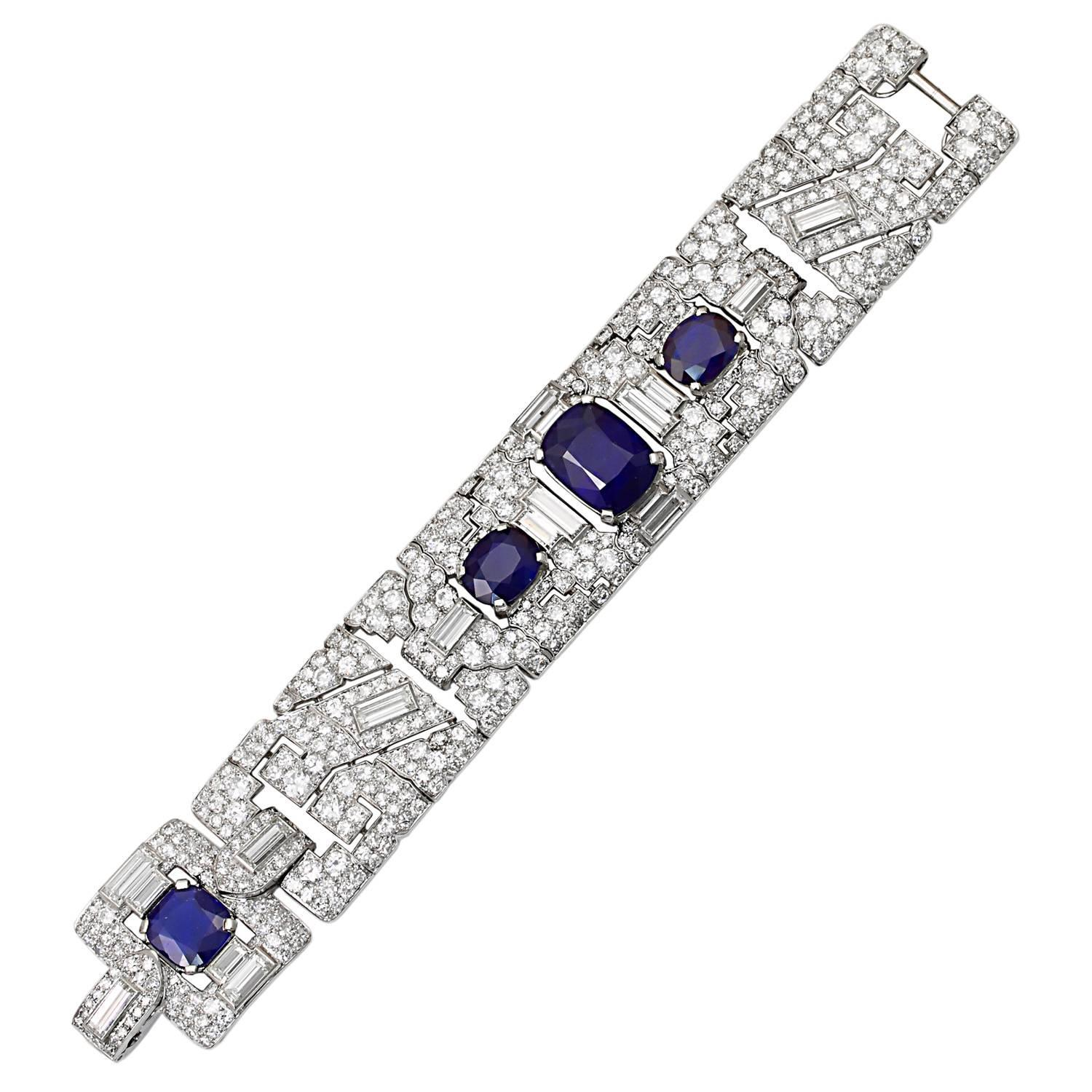 jewelers diamond of products cj bracelet charles sapphire yellow gold princess