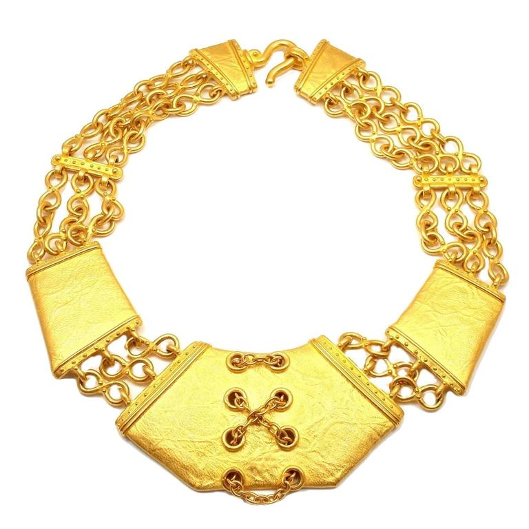 gold for buy set plated heavy variation dp women necklace