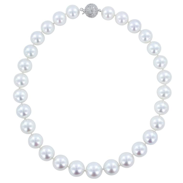12-15mm South Sea pearl Necklace