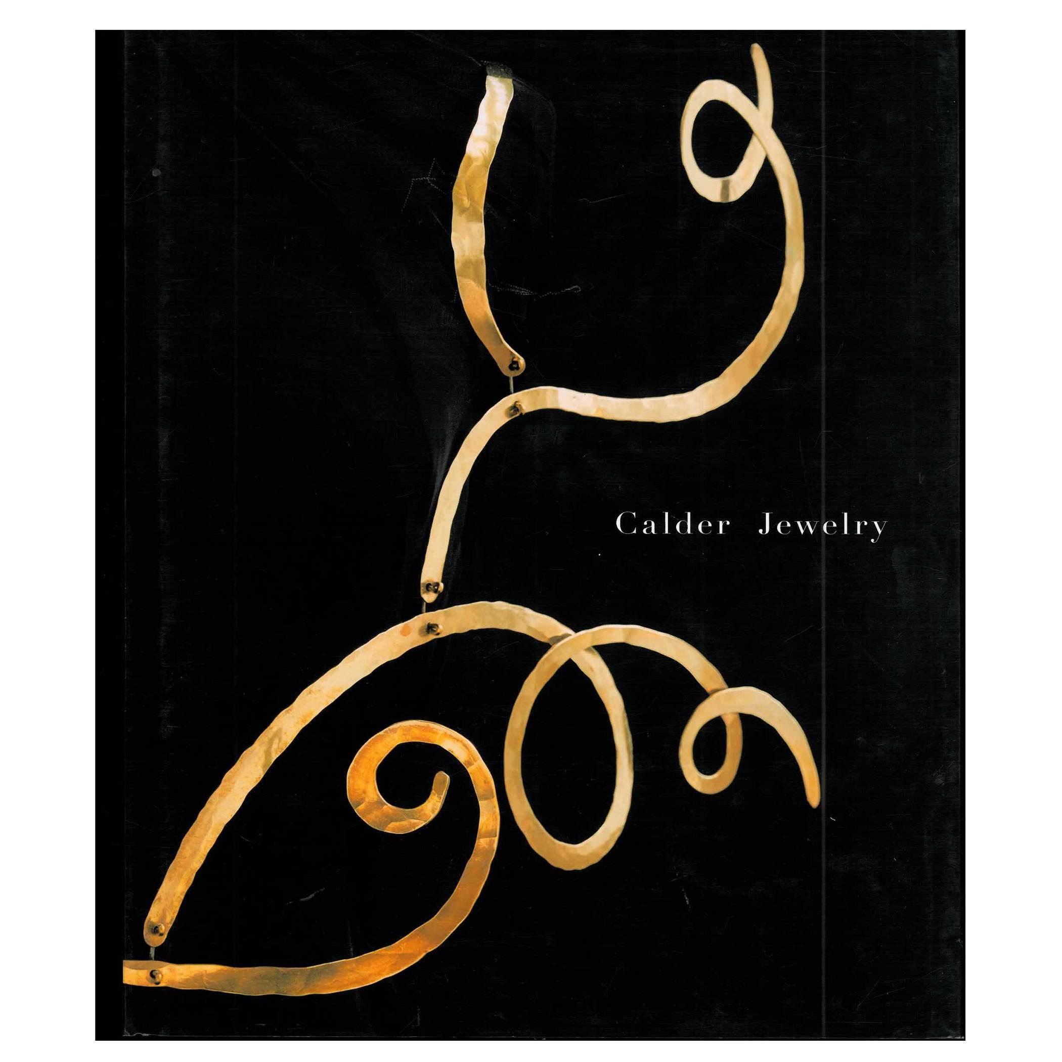 Book of Calder Jewelry