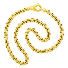 Chic Bucherer Yellow Gold Necklace