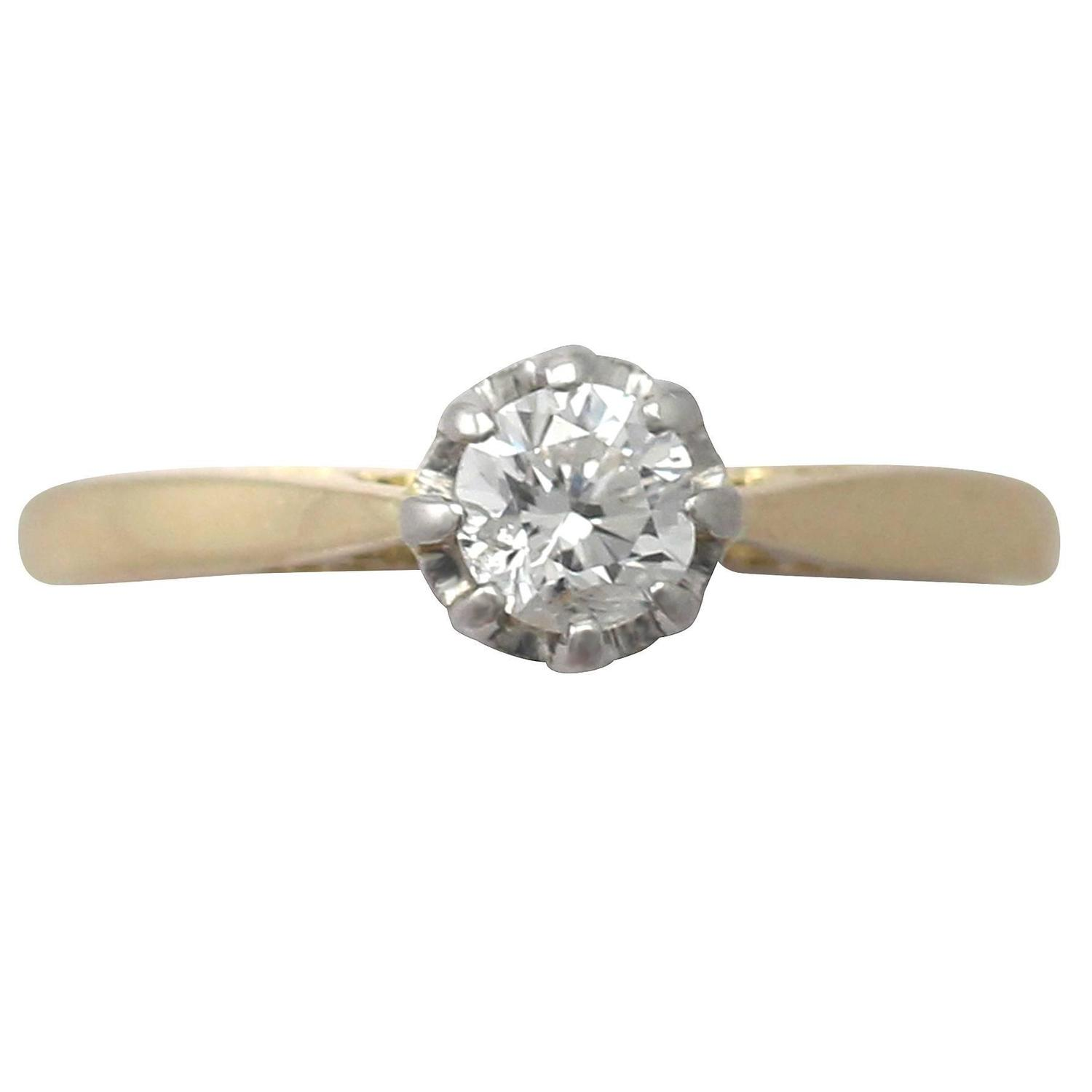 esme platinum image solitaire jeweller collection the laings ring shoulders engagement diamond