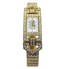 Audemars Piguet Diamond Watch