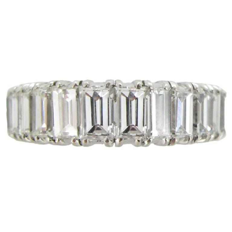 band for id eternity baguette at rings diamond sale l in jewelry platinum ring j org circa bands