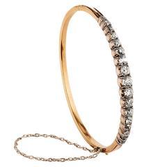 Georgian Diamond Bracelet
