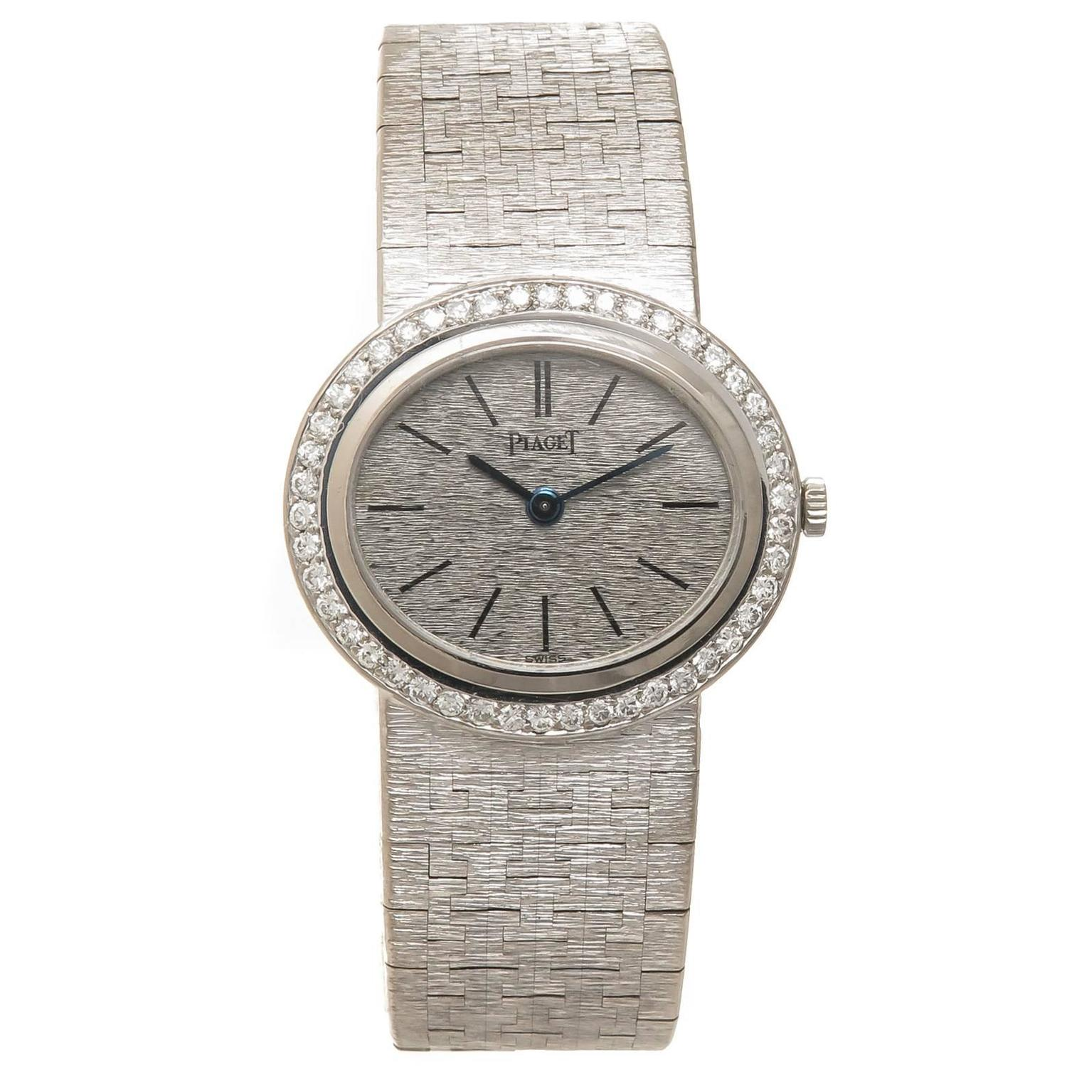 piaget white gold and at 1stdibs