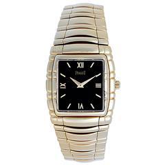 Piaget Yellow Gold Tanagra Quartz wristwatch ref 1855T