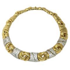 Piero Milano Synthesis Diamond Gold Set