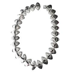 Georg Jensen Sterling Silver Necklace No. 106 by Nanna Ditzel