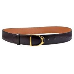 Hermes Paris Men's Belt