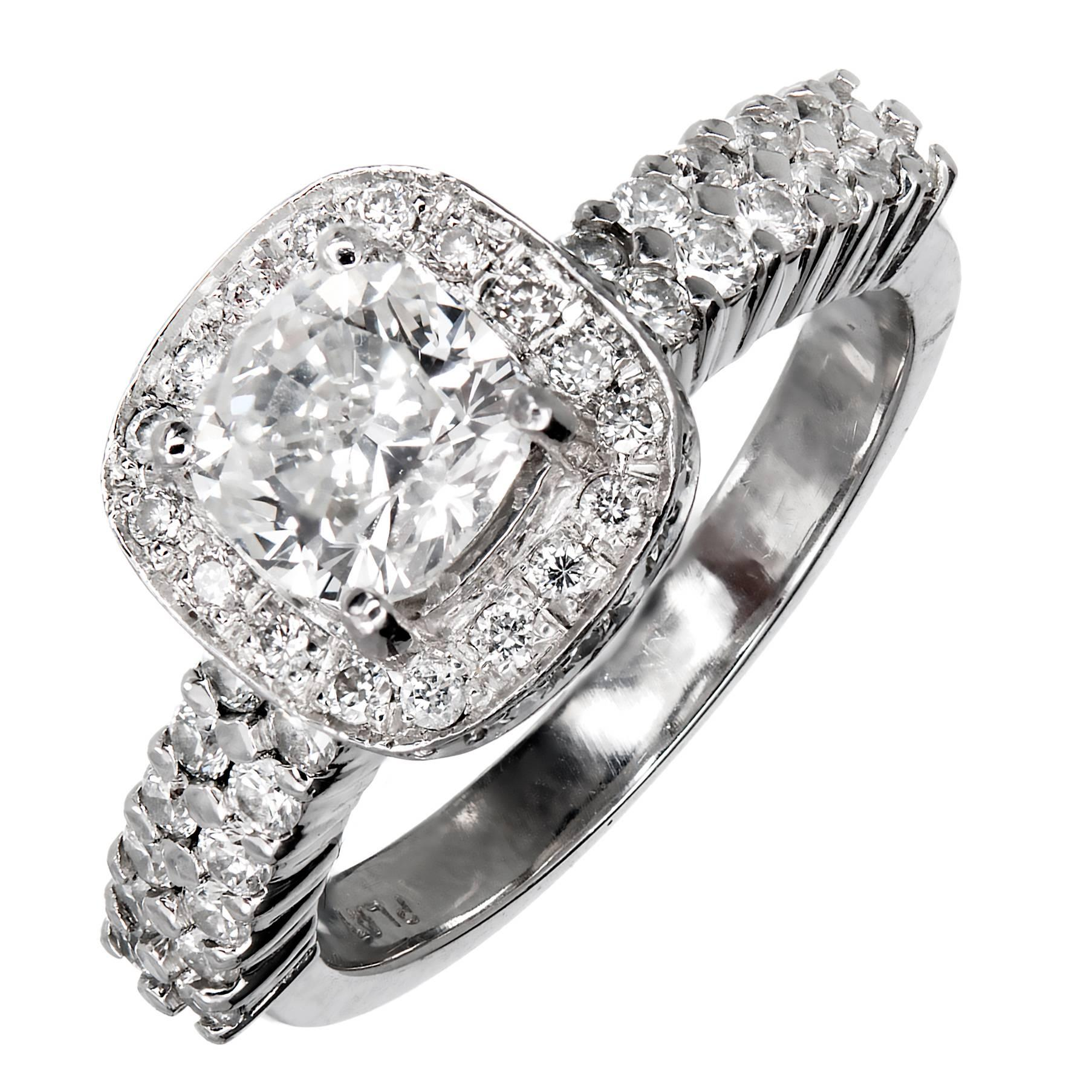 wedding product detailed page fine rings jewellery diamond copy platinum solitaire face